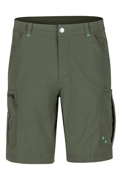 Men's Amphi Shorts, Nori, medium