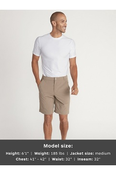 Men's Nomad Shorts, Tawny, medium
