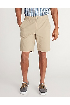 Men's Trinity 10'' Shorts, Tawny, medium