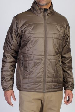 Storm Logic Jacket, Cigar, medium