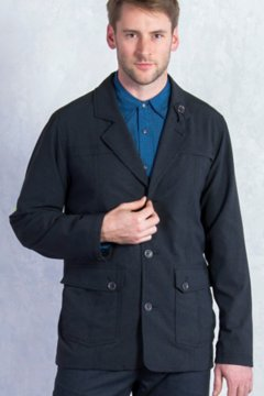 Ometto Blazer, Black, medium