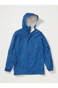 Men's Lagoa Jacket, Admiral Blue, medium