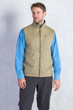FlyQ Vest, Walnut, medium