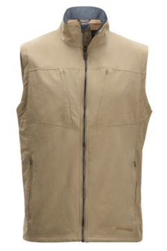 Sol Cool FlyQ Vest, Walnut, medium
