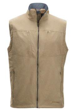 Sol Cool FlyQ Vest, Walnut, medium