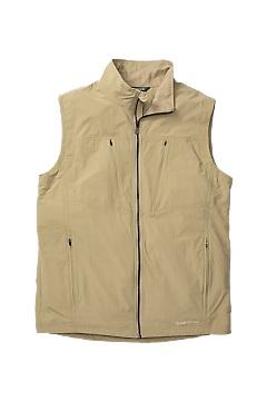 Men's FlyQ Vest, Tawny, medium