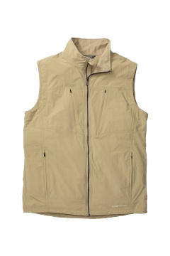 Men's FlyQ Vest, Tawny, medium