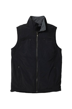Men's FlyQ Vest, Black, medium