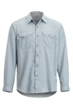BugsAway Briso LS Shirt, Citadel, medium
