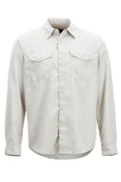 BugsAway Briso LS Shirt, Bone, medium
