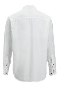 BugsAway Halo LS Shirt, White, medium