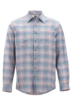 33c2899d BugsAway Poros Plaid L/S, Admiral, medium