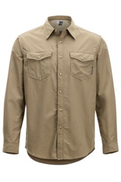 BugsAway Chios L/S, Walnut, medium