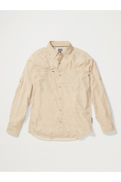 Men's BugsAway San Gil Long-Sleeve Shirt, Scotch, medium