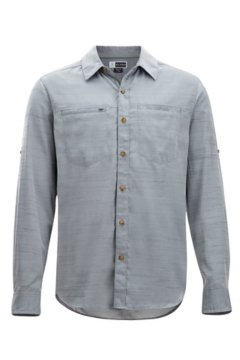 BugsAway San Gil LS Shirt, Navy, medium