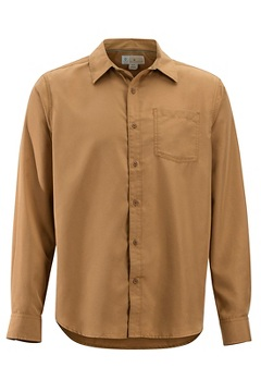 Men's BugsAway Covas Long-Sleeve Shirt, Scotch, medium