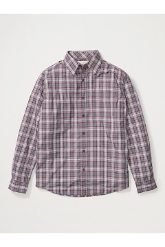 Men's BugsAway Covas Long-Sleeve Shirt, Vineyard, medium