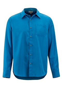 BugsAway Covas LS Shirt, Deep Water, medium