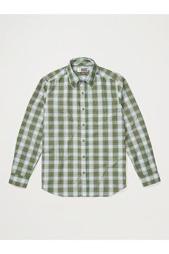 Men's BugsAway Covas Long-Sleeve Shirt, Alpine Green, medium
