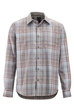 Men's BugsAway Covas Long-Sleeve Shirt, Road, medium