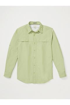 Men's BugsAway Gallatin Long-Sleeve Shirt, Wheatgrass, medium