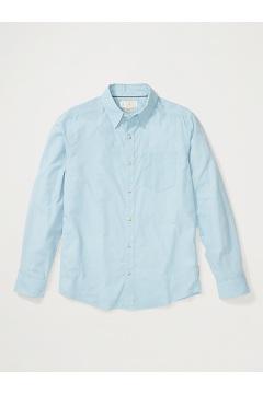 Men's BugsAway Corfu Long-Sleeve Shirt, Aleutian, medium