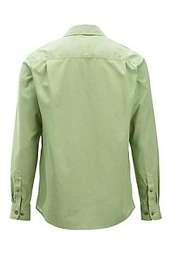 Men's BugsAway Corfu Long-Sleeve Shirt, Wheatgrass, medium