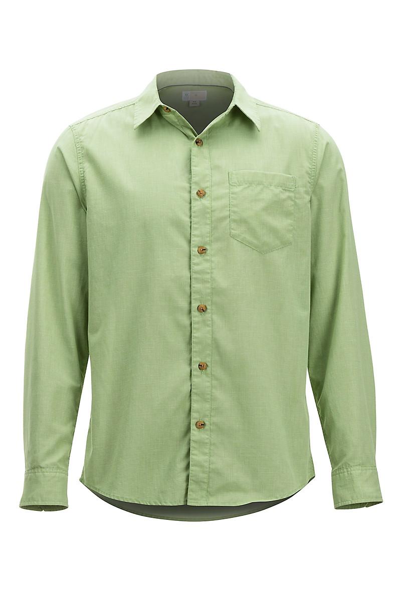 ExOfficio Mens BugsAway Corfu Lightweight Long-Sleeve Shirt