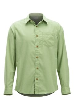 BugsAway Corfu LS Shirt, Wheatgrass, medium