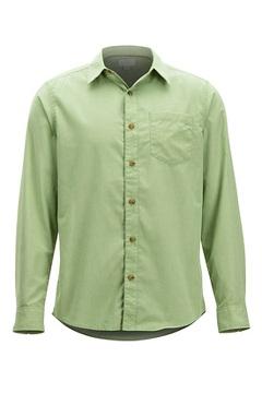 BugsAway Corfu LS Shirt, Wheatgrass, medium