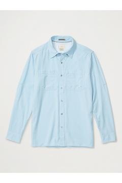 Men's BugsAway Tiburon Long-Sleeve Shirt, Blue Bell, medium