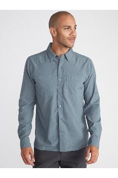 Men's BugsAway Tiburon Long-Sleeve Shirt, Stormy Weather, medium