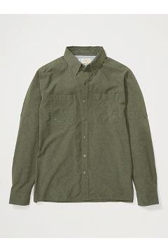 Men's BugsAway Tiburon Long-Sleeve Shirt, Crocodile, medium