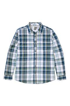 Men's BugsAway Garlock Long-Sleeve Shirt, Galaxy, medium
