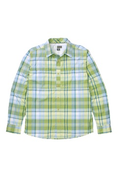 Men's BugsAway Garlock Long-Sleeve Shirt, Margarita, medium