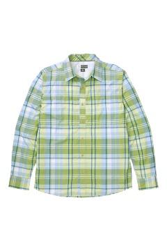 Men's BugsAway Garlock Long-Sleeve Shirt, Margarita, medium