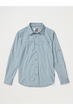 Men's BugsAway San Gil Long-Sleeve Shirt, Galaxy, medium