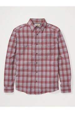Men's BugsAway Monto UPF 50 Long-Sleeve Shirt, Vineyard, medium