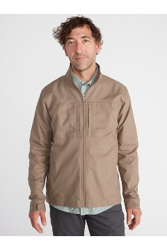 Men's BugsAway Coen UPF 50 Jacket, Walnut Brown, medium