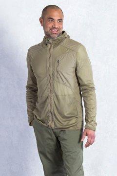 BugsAway Sandfly Jacket, Walnut/Walnut, medium