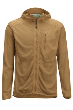 Men's BugsAway Sandfly Jacket, Scotch, medium