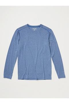 Men's BugsAway Tarka Long-Sleeve Shirt, Admiral Blue, medium