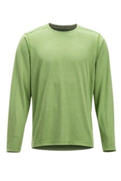 BugsAway Tarka LS Shirt, Wheatgrass, medium