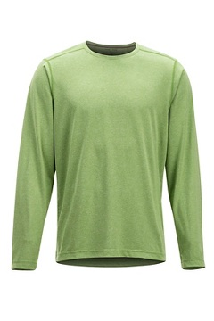 Men's BugsAway Tarka Long-Sleeve Shirt, Wheatgrass, medium