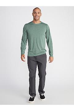 Men's BugsAway Tarka Long-Sleeve Shirt, Alpine Green, medium