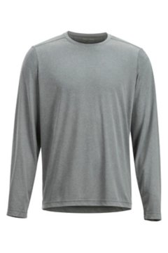 BugsAway Tarka LS Shirt, Grey Storm, medium