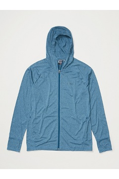 Men's BugsAway Tarka Full-Zip Hoody, Galaxy, medium