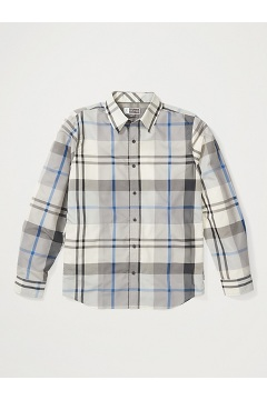 Men's BugsAway Five Rivers Long-Sleeve Shirt, Black, medium