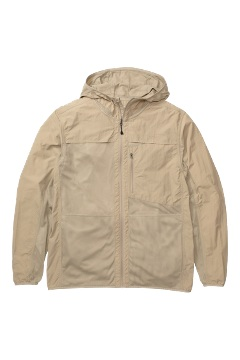 Men's BugsAway Sandfly Jacket, Tawny, medium