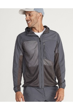 Men's BugsAway Sandfly Jacket, Dark Steel, medium